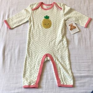 One piece pineapple outfit